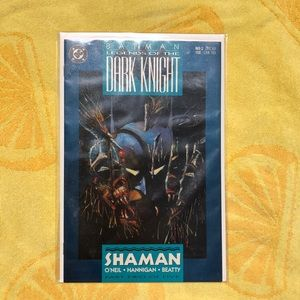 Batman comic book - Legends of the Dark Knight